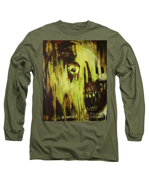 Dead Skin Mask Long Sleeve T-Shirt