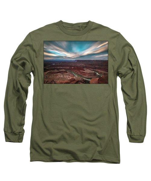 Deadhorse Point Sunrise Long Sleeve T-Shirt