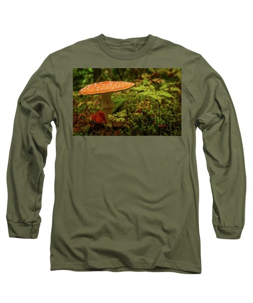 Death Cap Long Sleeve T-Shirt