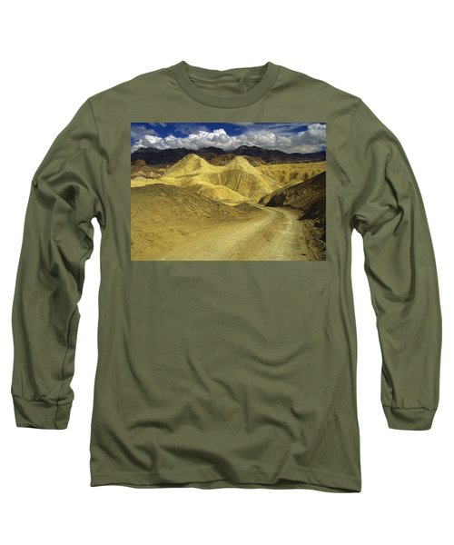 Death Valley, California Long Sleeve T-Shirt