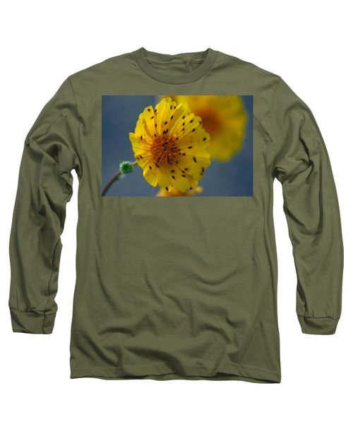 Long Sleeve T-Shirt featuring the photograph Death Valley Superbloom 102 by Daniel Woodrum