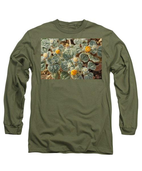 Long Sleeve T-Shirt featuring the photograph Death Valley Superbloom 302 by Daniel Woodrum