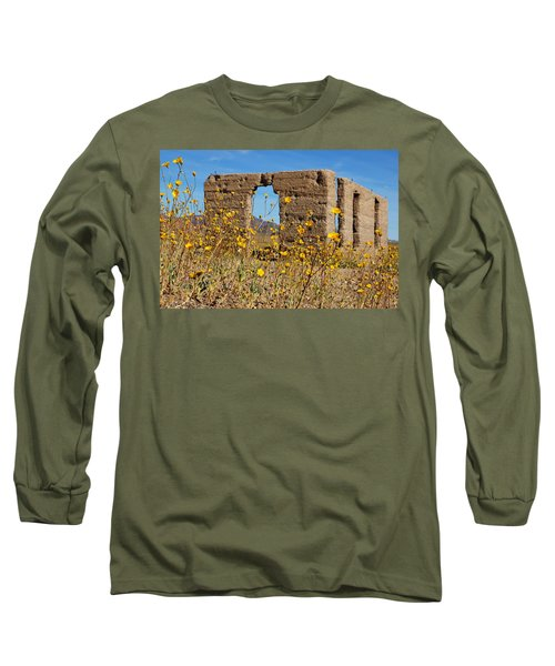 Death Valley Superbloom 404 Long Sleeve T-Shirt by Daniel Woodrum