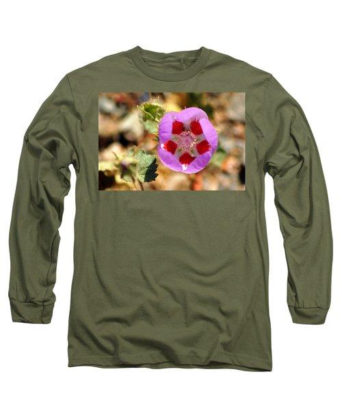 Death Valley Superbloom 504 Long Sleeve T-Shirt by Daniel Woodrum