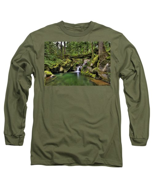 Deception Creek Long Sleeve T-Shirt