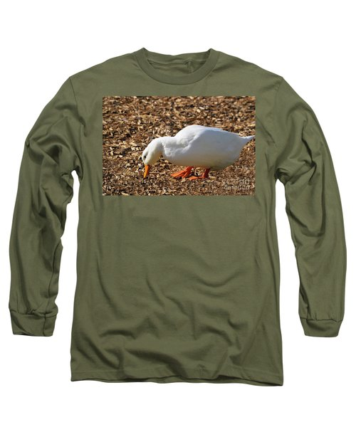 Decorative Duck Series C5717 Long Sleeve T-Shirt