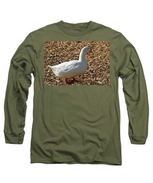Decorative Duck Series D5717 Long Sleeve T-Shirt