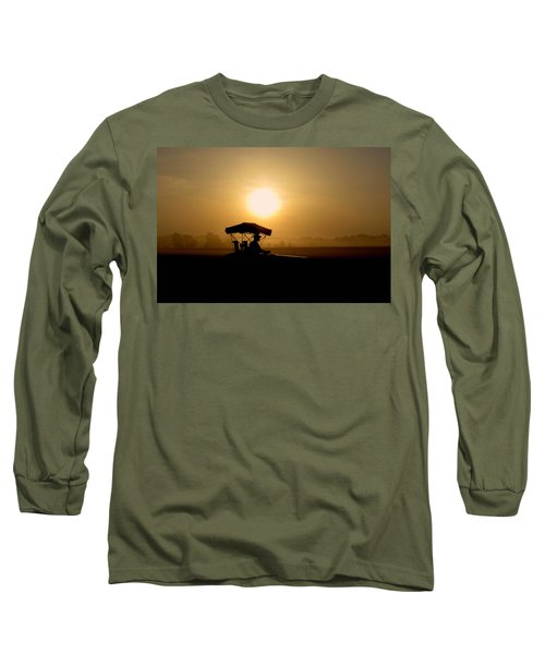 Dedication Of A Farmer Long Sleeve T-Shirt