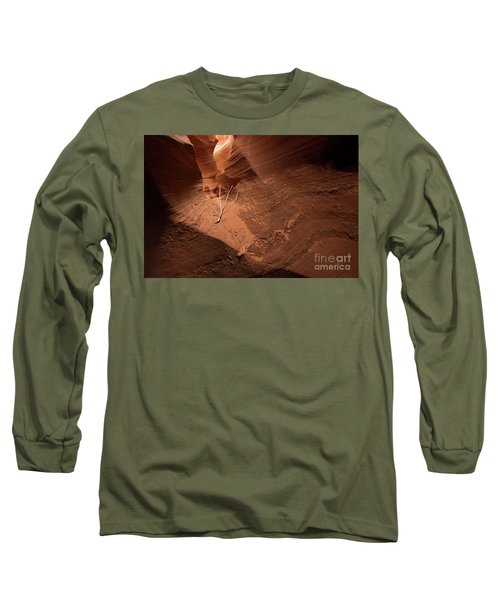 Deep Inside Antelope Canyon Long Sleeve T-Shirt