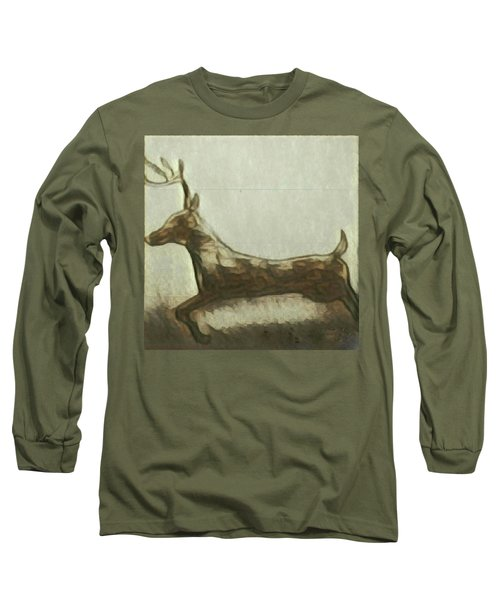 Deer Energy Long Sleeve T-Shirt