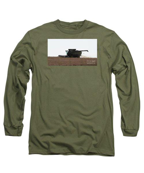 Deere Harvesting Long Sleeve T-Shirt
