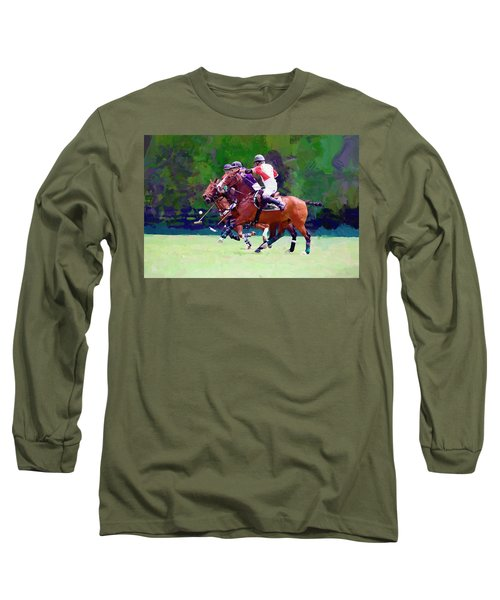 Defend Long Sleeve T-Shirt