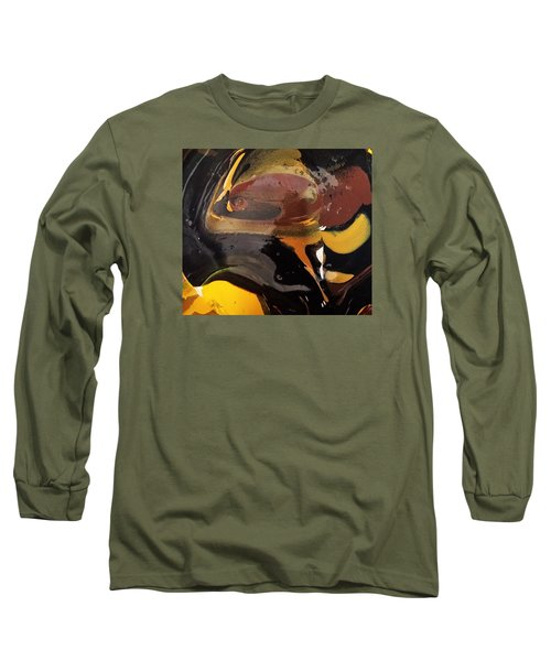 Defender Of The Universe Eating Sour Cream Long Sleeve T-Shirt