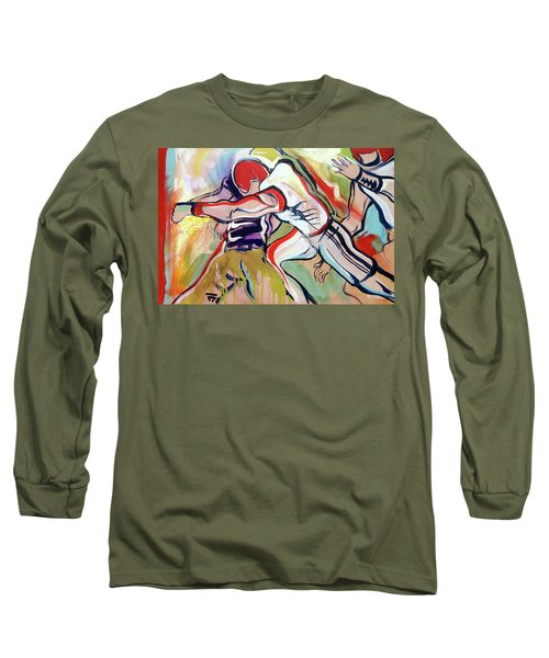 Defense Surge Long Sleeve T-Shirt
