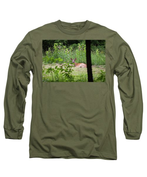 Del-1 Long Sleeve T-Shirt