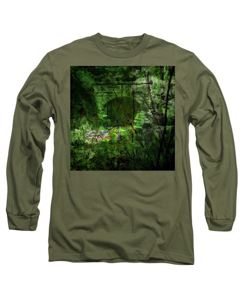 Delaware Green Long Sleeve T-Shirt
