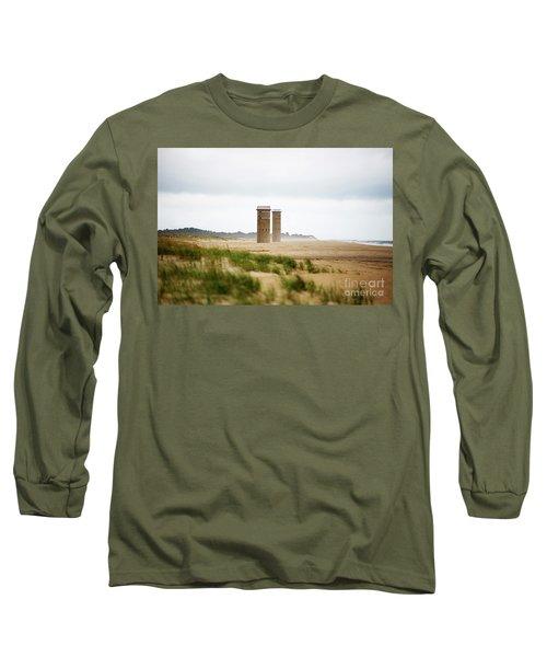 Delaware Towers Long Sleeve T-Shirt