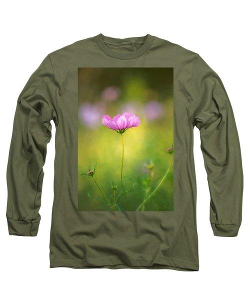 Delicate Beauty Long Sleeve T-Shirt