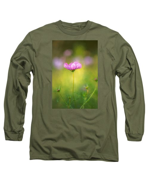 Delicate Beauty Long Sleeve T-Shirt