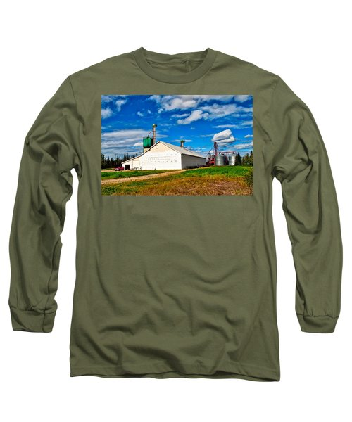 Delta Farmers Co Op Long Sleeve T-Shirt