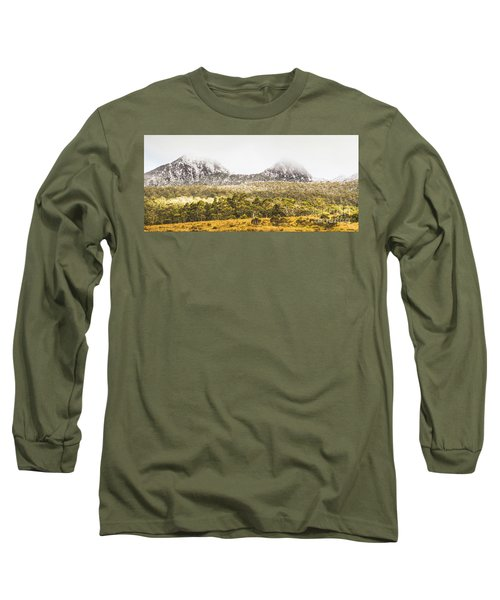 Depths And Ranges  Long Sleeve T-Shirt