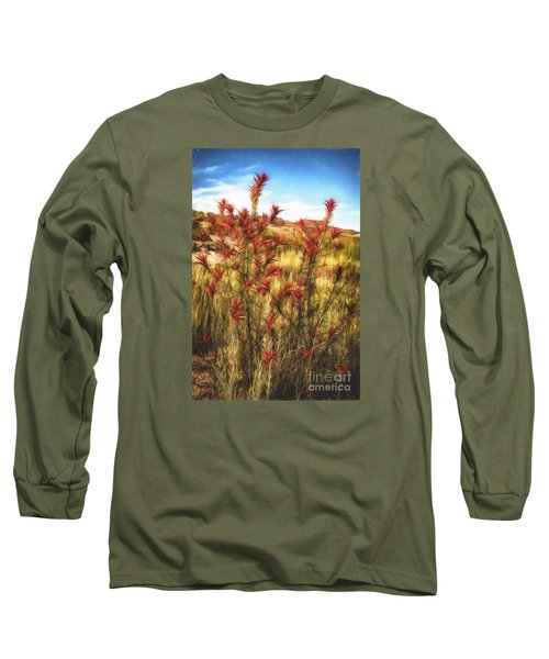Desert Flora  ... Long Sleeve T-Shirt