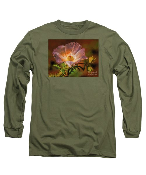 Desert Flower  ... Long Sleeve T-Shirt