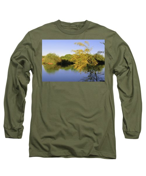 Desert Oasis Long Sleeve T-Shirt
