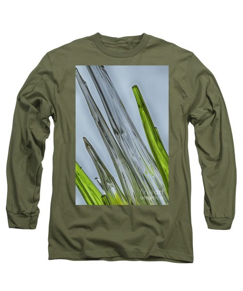 Glass Long Sleeve T-Shirt by Anne Rodkin