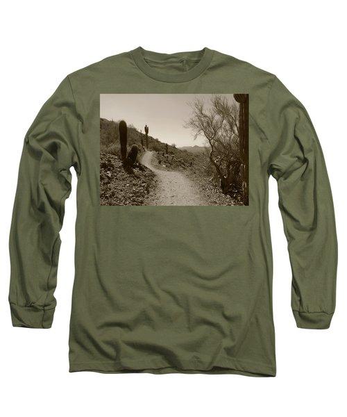 Desert Trail Long Sleeve T-Shirt