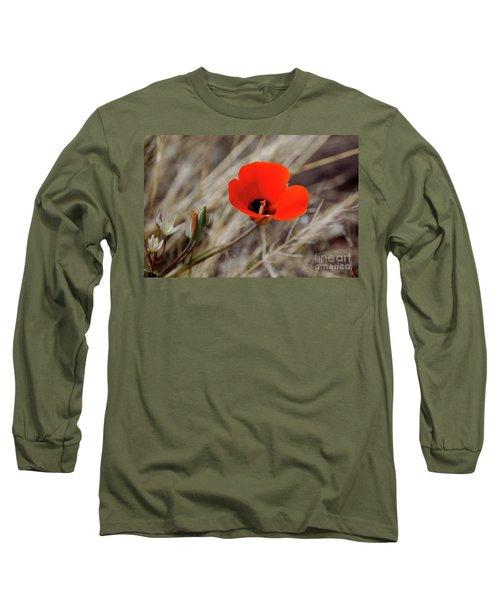 Desert Wildflower Long Sleeve T-Shirt