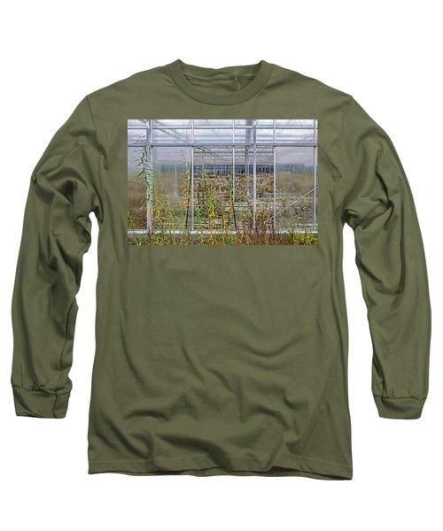 Deserted City Of Glass Long Sleeve T-Shirt