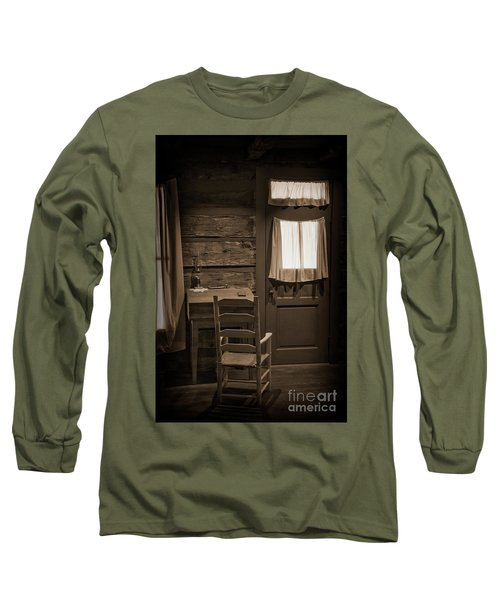 Desk And Chair Long Sleeve T-Shirt
