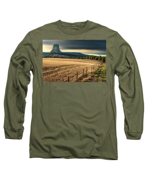 Devil's Field Long Sleeve T-Shirt