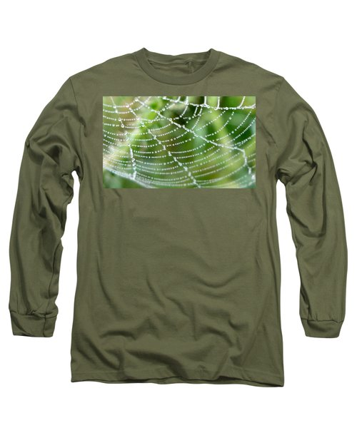 Dewdrops  Long Sleeve T-Shirt