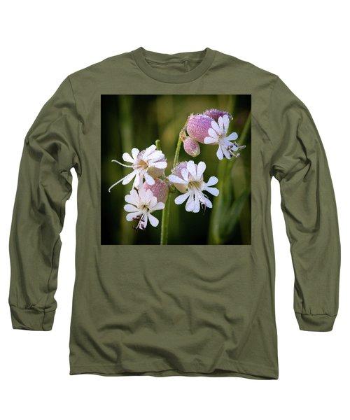 Dewy Morning Long Sleeve T-Shirt
