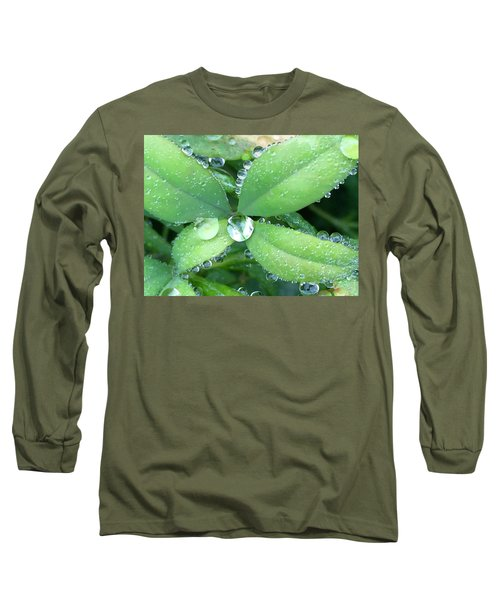 Diamonds Long Sleeve T-Shirt by Russell Keating