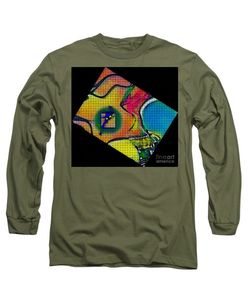 Long Sleeve T-Shirt featuring the photograph Try...all  And Error by Kathie Chicoine