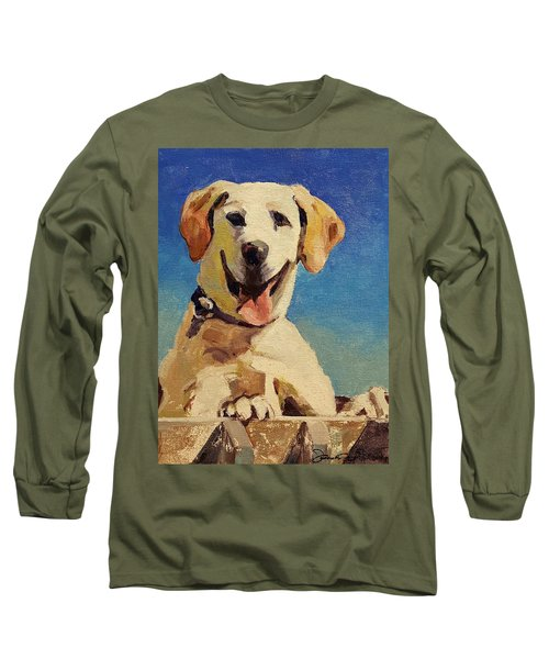Did Someone Say Treat? Long Sleeve T-Shirt