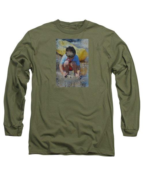 Digging To China 2 Long Sleeve T-Shirt