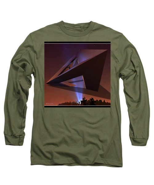 Dirigible Hunter Long Sleeve T-Shirt