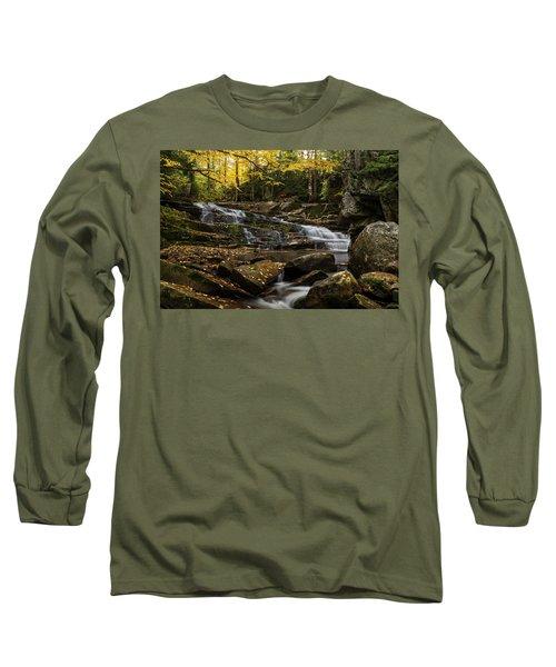 Discovery Falls Autumn Long Sleeve T-Shirt