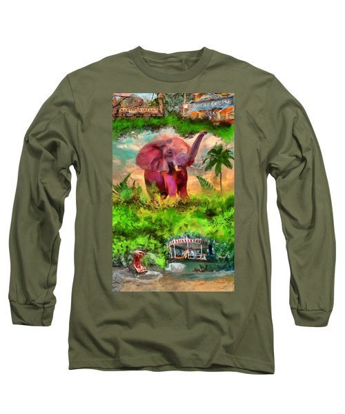 Disney's Jungle Cruise Long Sleeve T-Shirt