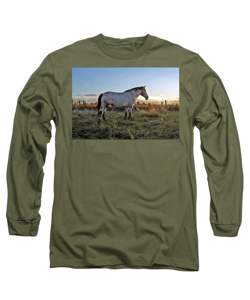 Distant Thoughts Long Sleeve T-Shirt