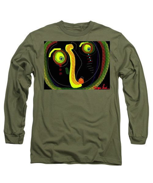Dizzy Gillespie Cheek To Cheek Long Sleeve T-Shirt