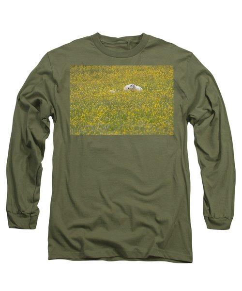 Do Ewe Like Buttercups? Long Sleeve T-Shirt