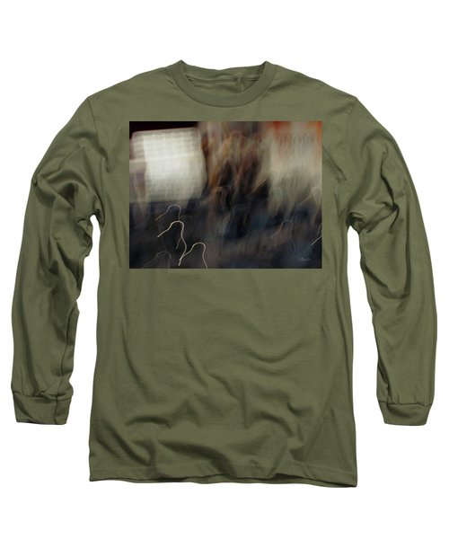 Do You Have Reservations? Long Sleeve T-Shirt