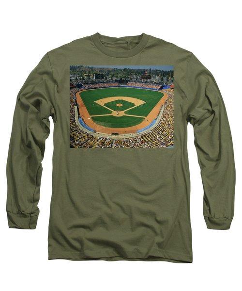Dodger Stadium Long Sleeve T-Shirt
