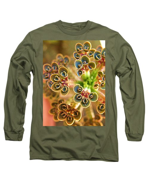 Long Sleeve T-Shirt featuring the photograph Up And Coming Body Snatchers by John King