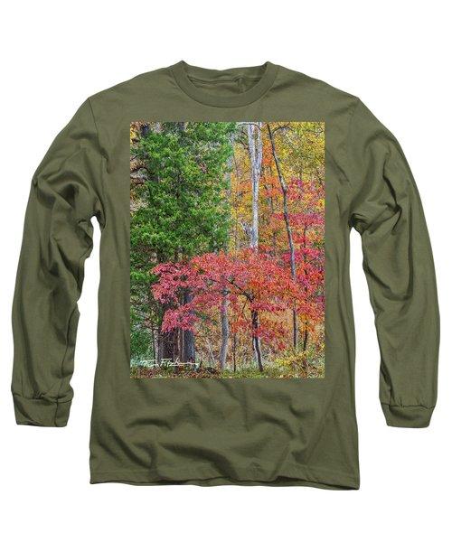 Dogwood And Cedar Long Sleeve T-Shirt